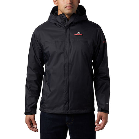 UGA WATERTIGHT II JACKET - BLK