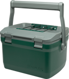 EASY CARRY COOLER 7 QT-GRN