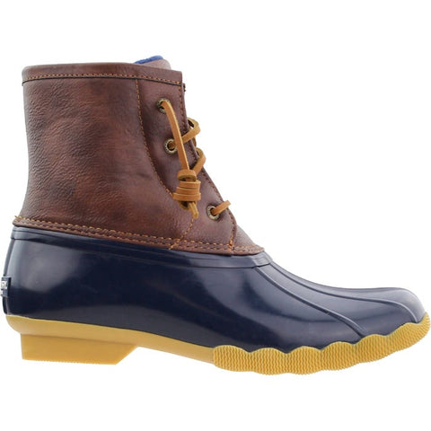 SALTWATER BOOT NAVY YOUTH