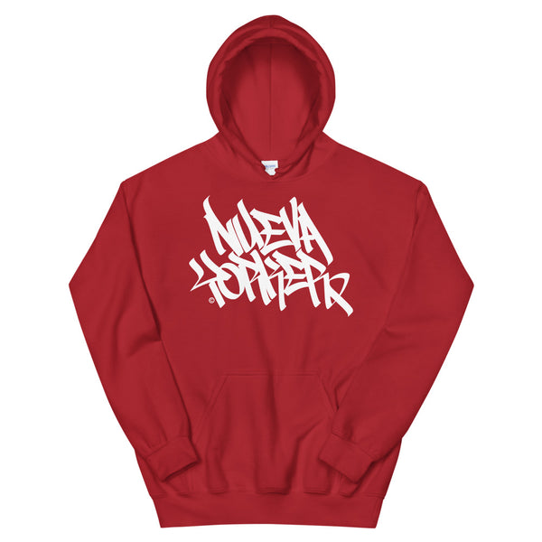 """Nueva Yorker"" Graffiti Handstyle - Hooded Sweatshirt"