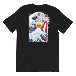 Great Graffiti Wave - Short-Sleeve Unisex T-Shirt