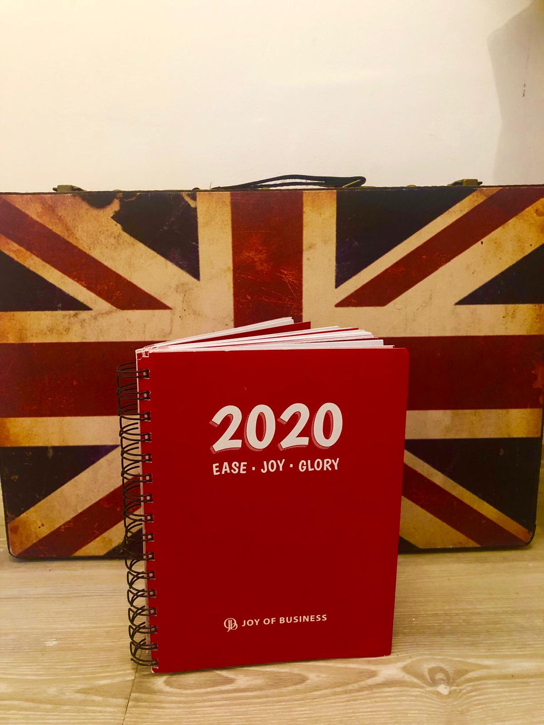 SOLD OUT - 2020 Joy Of Business Planner - English