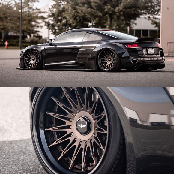 rotiform Wheels