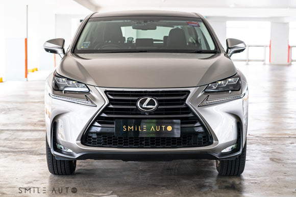 Lexus NX200t Luxury (Aug 2015)