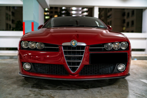 Alfa Romeo 159 2.2A JTS Selespeed (Oct 2010)
