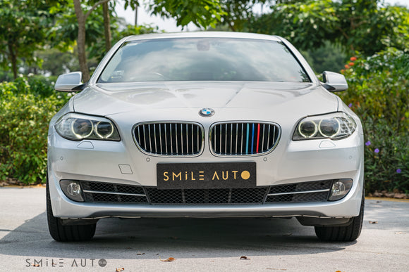 BMW 5 Series 528i Highline (Sep 2012)
