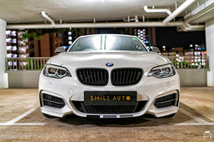 BMW M240i Coupe (Oct 2017)