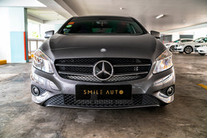 Mercedes Benz A180 Sunroof (Sep 2015)