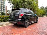 Subaru Forester XT Turbo 2.0A (Jul 2016)
