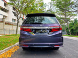 Honda Odyssey 2.4A EXV-S Sunroof (Feb 2017) Spice Purple Pearl