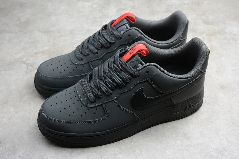 Nike Air Force 1 '07 AF1 Low Black Anthracite Men Sneakers Shoes Size 40-45 / 7-11 BQ4326-001 CI0059-001