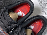 NIKE AIR Force 1 GZ Low Fragment Design X Clot Black Red White Men Women Shoes Sneakers CZ3986-001