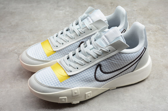 Nike Waffle Racer 2X Ghost Light Beetroot Light Bone White Men Sneakers Shoes Size 39-45 / 6.5-11 CK6647-001