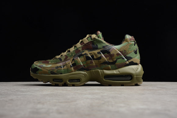 Nike AIR MAX 95 TT Japanese Camouflage Men Shoes Sneakers Size 39-45 / 6.5-11 634773-203