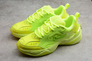 Nike M2K Tekno Electric Volt Volt Volt Green Florescent Men Women Shoes Sneakers CI5749-777