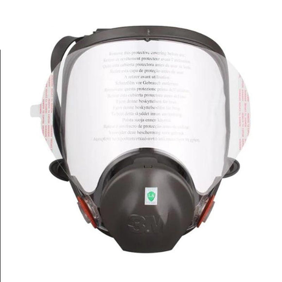 1-25PCS 3M 6885  RESPIRATOR LENS Protective film COVER USE For 3M 6800 Full Face Dust Gas Respirator mask - 88digital