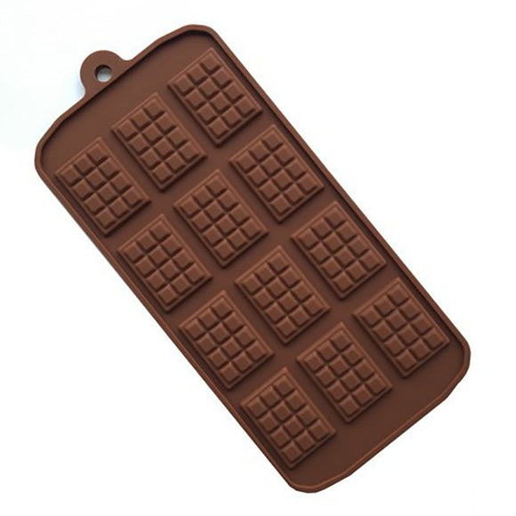 Chocolate Mold Silicone Mold Fondant Molds DIY 12 in 1 - 88digital