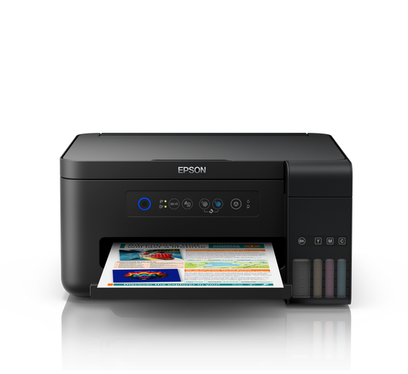 Original Epson L4150 Wi-Fi All-in-One Ink Tank Printer