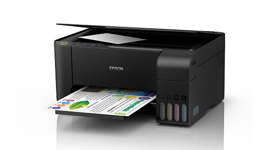 Original Epson Printer L3110 Print Scan Copy