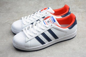Adidas Superstar Cloud White Core Black Red Men Women Shoes Sneakers FV2870 Size 36-44 / 5-10