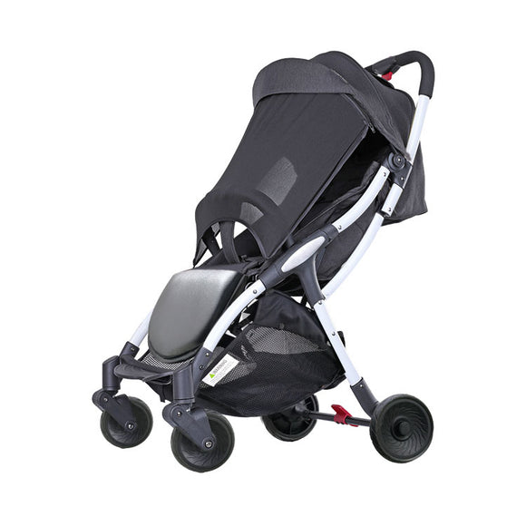 Baby Stroller pram with cover Dark Grey, Blue, Red Color