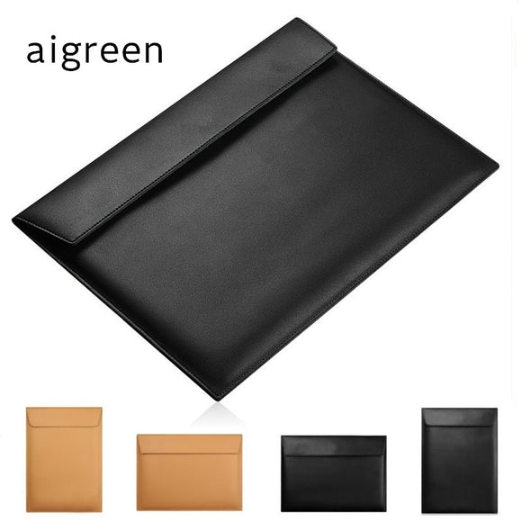 Leather Sleeve Case For MacBook AIR 13