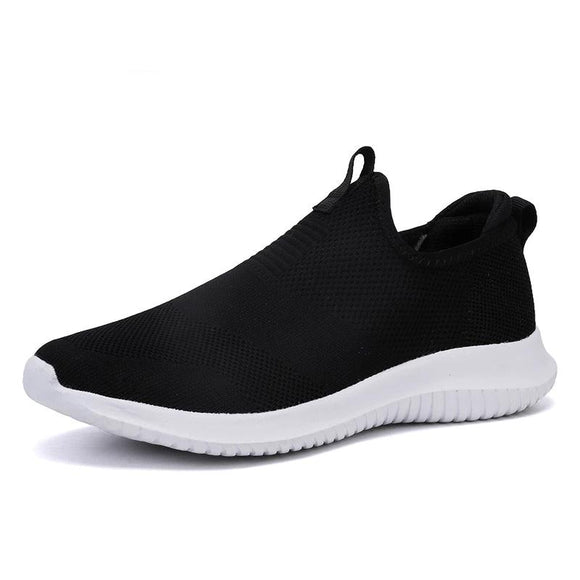 Spring Men Shoes Slip On Men Casual Shoes Lightweight Comfortable Breathable Couple Walking Sneakers Feminino Zapatos - 88digital