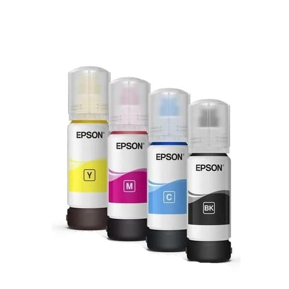 Original Epson Ink Printer Cartridge T00V 003 L3110 L1110 L3150 L5190 Black Blue Yellow Magenta