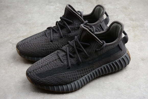 Adidas YEEZY BOOST 350 V2 Cinder Cinder Cinder Reflective Black Black Brown Men Women Shoes Sneakers FY4176