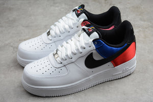 Nike AIR FORCE 1 Low Unite White Multi Color Men Women Sneakers Shoes Size 36-45 / 5.5-11 CW7010-100