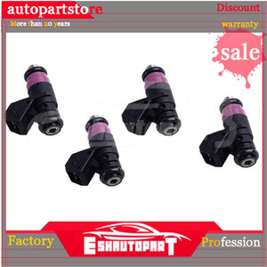4 PCS New Original Fuel Injector For Renault Megane 1.6 16v 31 T. KM Replacement Nozzle Injection Petrol H132259 8200132259 - 88digital