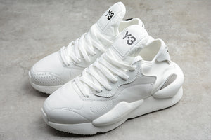 Adidas Y-3 Kaiwa Kniw Cloud White Cloud White Cloud White Men Women Sneakers Shoes Size 36-45 / 5.5-11 G54502