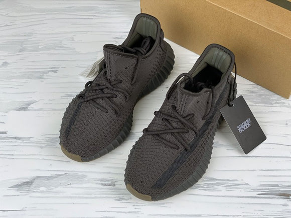 Adidas YEEZY BOOST 350 V2 Cinder Cinder Cinder Black Brown Men Women Shoes Sneakers FY2903