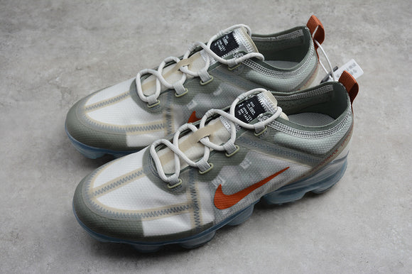 Nike Air Vapormax 2019 Deep Grey Light Red Chinese New Year Men's Women's Running Shoes Sneakers AR6631-300
