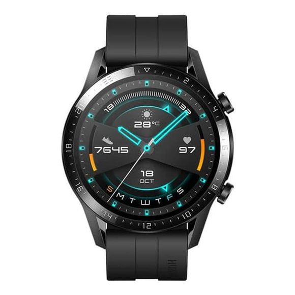 Original Huawei Watch GT2 Men Sport Latona B19S Black