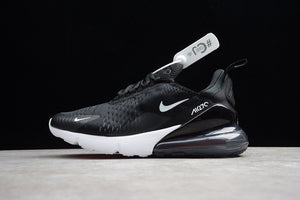 Nike Air Max 270 Black Anthracite White Men's Women's Shoes Sneakers AH8050-002