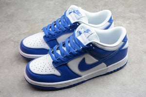 Nike Dunk Low SP White Varsity Royal Men Women Sneakers Shoes CU1726-100