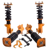 Adjustable Damping Coilover Suspension Kit For Mazda Protege 99-03 Shock Absorber Strut Coilovers Damper Shock Absorbers - 88digital