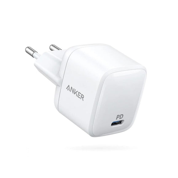 Anker 30W Ultra Compact Type-C Wall Charger with Power Delivery,PowerPort Atom PD 1 for iPhone Xs/Max/XR,iPad,MacBook,Galaxy etc - 88digital