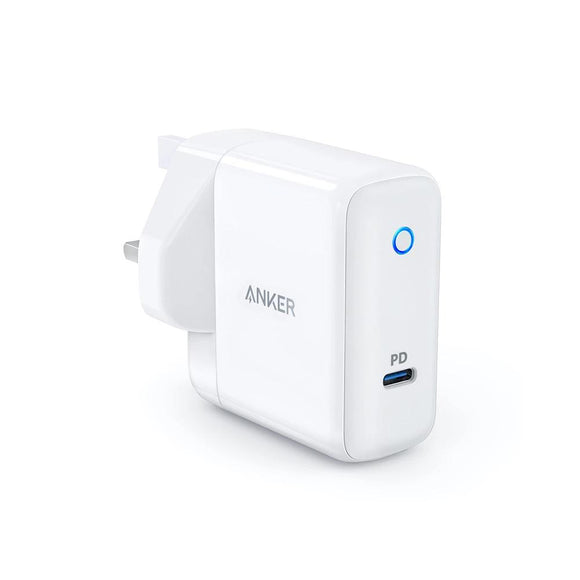 Anker PowerPort Speed 1,USB Type-C 30W Wall Charger &Power Delivery for HTC 10,Nexus,LG,Pixel C,Samsung W700, MacBook,iPad etc - 88digital