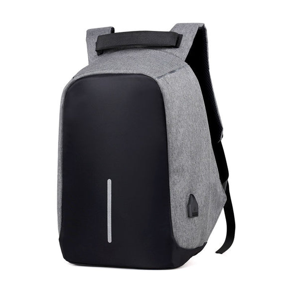Anti-theft Bag Men Laptop Rucksack Travel Backpack Women Large Capacity Business USB Charge College Student School Shoulder Bags - 88digital
