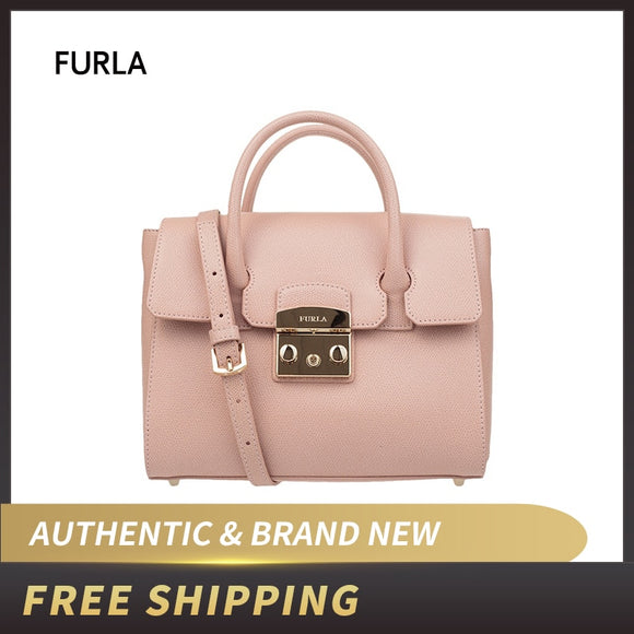 Authentic Original & Brand new Furla metropolis crossbody S chain bag BGX6 Women's Bag Womens' pouch ship by USPS USA - 88digital
