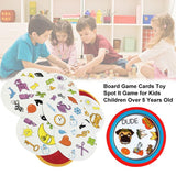 Board Game 2019 New Spot Cards Parent-child Game Card For Children Focus On Training Family Toys Classic Cards Game - 88digital