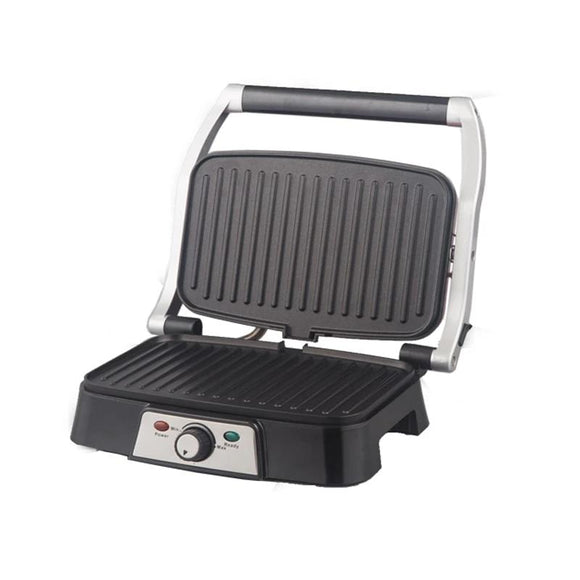 CE approved Adjustable Temperature BBQ electric grill barbecue grill 6/8 Slice Sandwich Maker Contact Panini Press Grill 110V/220V - 88digital