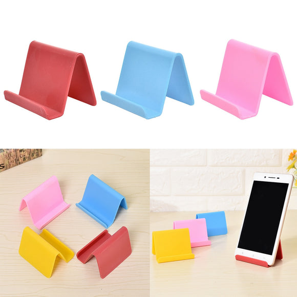 Candy Mini Portable Fixed Holder Mobile Phone Holder   Home Supplies Organizador Movable Shelf Organizer Holder - 88digital