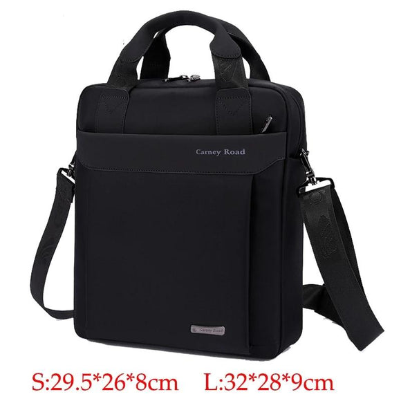 Carneyroad Handbag Men High Quality Waterproof Business Shoulder bags For Men Fashion Oxford Messenger Bags Ipad Crossbody bags - 88digital