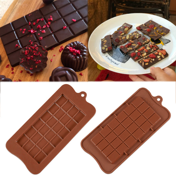 Chocolate Molds Bakeware Cake Molds Siliconemold 1PC food grade 24 Cavity - 88digital