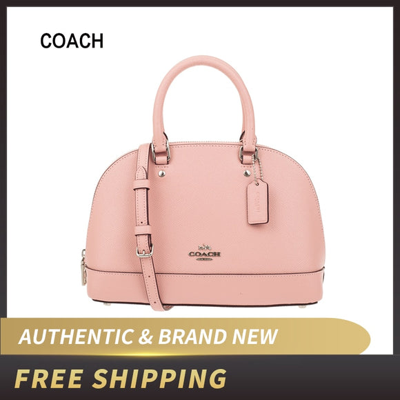 Coach Womens Shoulder Inclined Shoulder Handbag Mini Sierra Satchel Purse F27591/F31354/F31253 ship by USPS USA - 88digital