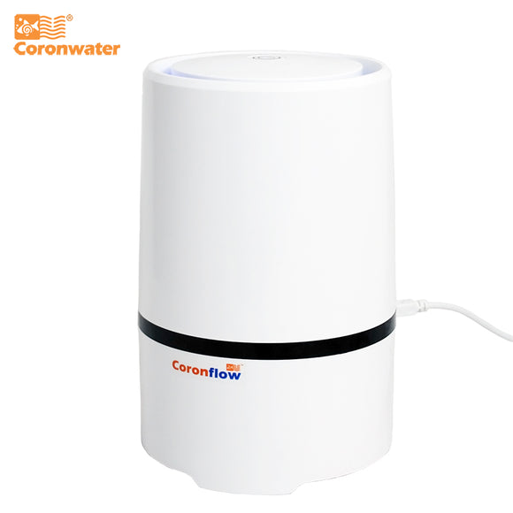 Home and Office Desktop HEPA Filter Air Purifier Portable Ionizer - 88digital