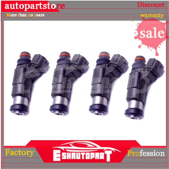 DF60 DF70 Fuel Injector 4PC for 98-09 Suzuki Outboard DF 60/70 OEM 15710-66D00 CDH166 - 88digital